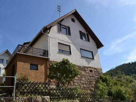 Freihstehendes Haus mit viel Potenzial in Forbach-Gausbach!