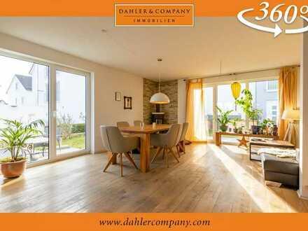 Moderne & ruhig gelegene Doppelhaushälfte in Steinenbronn - perfekt für eine größere Familie