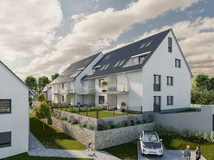WE 01 - Haus 1 - EG mit Gartenanteil - Wohnanlage TAGISO in Dasing