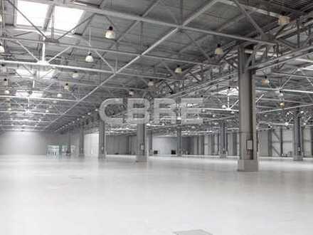 Investieren Sie: Modernisierte Lager- und Produktionsflächen zu verkaufen