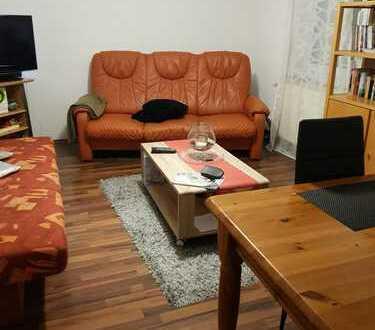 Gepflegte 2-Zimmer-EG-Wohnung mit Einbauküche in Wilhelmsdorf