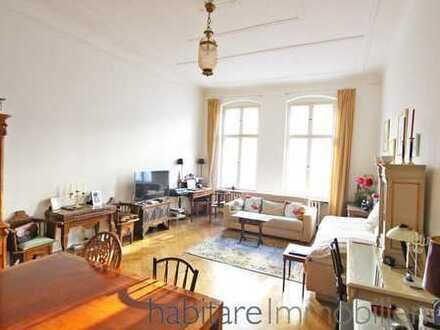 Toplage Sybelstraße - bald bezugsfrei! Ruhige Altbauwohnung im besten Charlottenburg