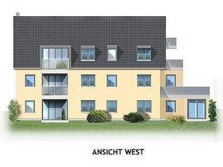 Neubau: 3- Zimmer- Galeriewohnung in grüner Lage von Hadern