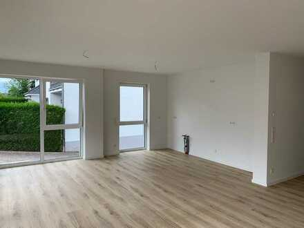 Erstbezug: exklusive 3-Zimmer-Erdgeschosswohnung mit Terrasse in Niederkassel