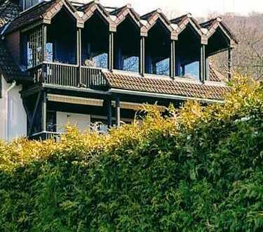 Stattliche, helle 4-Zimmer-Maisonette-Whg mit Balkon-Terasse am Fuße des Vogelsang