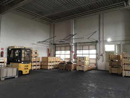 ca. 780 m² Hallenfläche + Büro zu vermieten*Nähe BAB 3*TEL: 069 955 1100