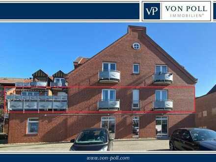 Großzügige Etagenwohnung in stadtnaher Lage von Nordhorn