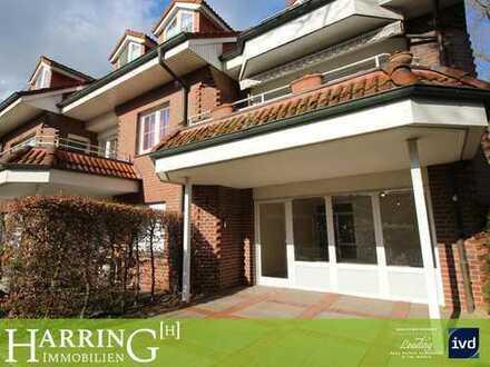 Wohnen im Grünen! Erdgeschosswohnung mit 2 Terrassen