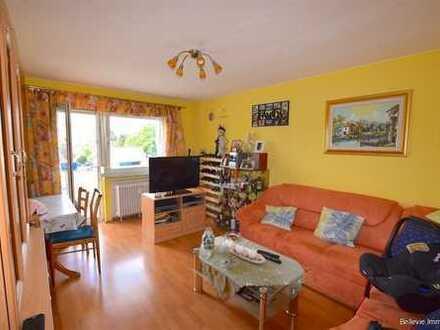 Helle 4-Zimmer-Wohnung mit Balkon in Ginnheim
