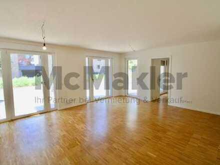 Erstbezug: Moderne 4-Zi.-Whg. mit 2 Terrassen oder Balkonen und Parkhaus an der Weser