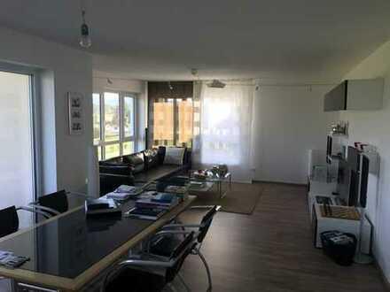 Neuwertige 4-Zimmer-Wohnung mit Balkon in Krugzell