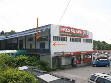 Lagerhalle, bzw. Gewerbe- und Produktionsfläche zentral in Wuppertal-Uellendahl