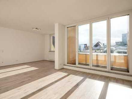 Großzügige und neuwertige Wohnung im Zentrum von Sinsheim, Selbstnutzen oder Kapitalanlage