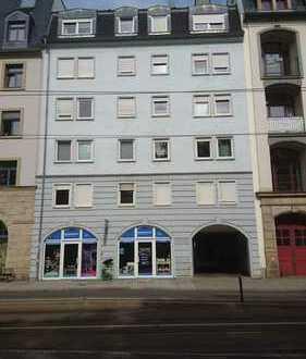 1 Zimmer Singlewohnung mit Balkon in Dresden Friedrichstadt