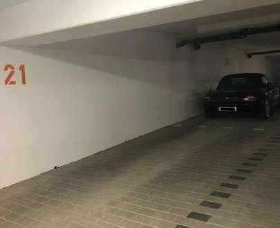 Tiefgaragenstellplatz in Sillenbuch