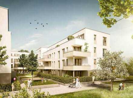 Wunderschöne 4-Zimmer-Wohnung, 1. OG! Aufzug, Tiefgarage-Wohnen am Pfortengewann