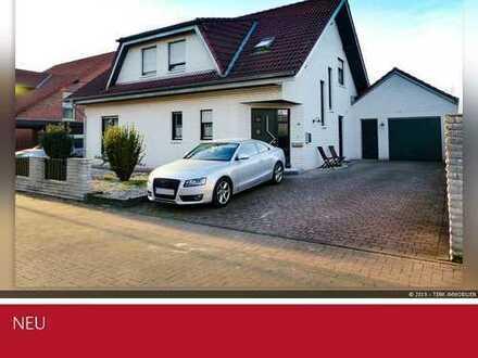 Freistehendes Einfamilienhaus mit Garage inkl. Kaufgrundstück in Borken