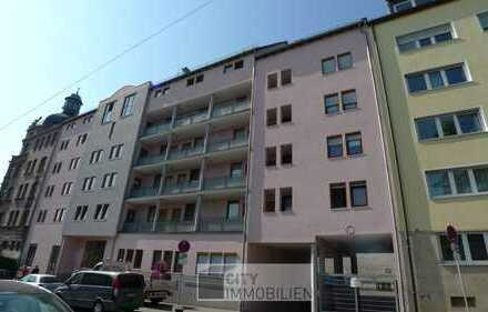 Grundbuch statt Sparbuch - Appartement (BJ 1993) mit Balkon und TG-Platz in Fürth