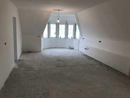 Exklusive 4-Zimmer-Maisonette-Wohnung & Erstbezug nach Sanierung, mit herrlichem Blick ins Grüne