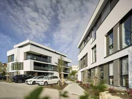 Traumhafte Wohnung inklusiver hochwertiger Teilmöblierung mit Garten direkt zum Einziehen