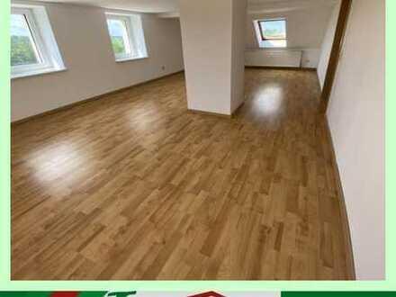 Ruhig gelegene 3-Raum Wohnung am Stadtrand mit großem Wohnzimmer!