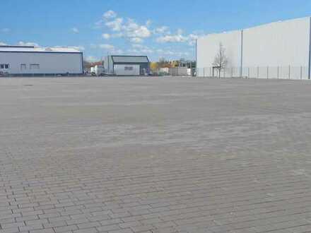 Lagerfläche / Bebauungsfläche in frequentierter Lage von Karlsbad