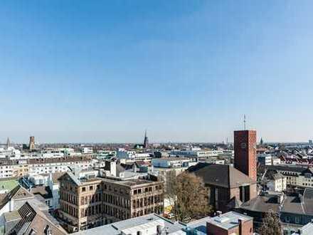 Wohnen mit Weitblick: Citywohnen für anspruchsvolle Individualisten im Schwanenquartier Krefeld!