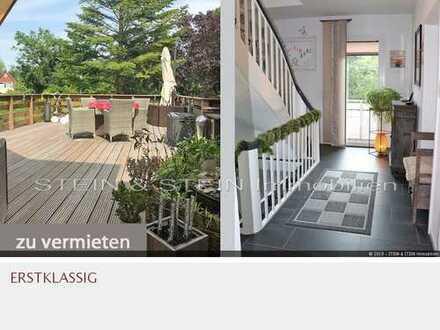Wunderschöne Maisonette-Wohnung mit Dachterrasse in neuwertigem Zustand!