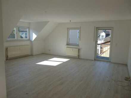 Attraktive 2-Zimmer-Maisonette-Wohnung mit Balkon in Rhein-Neckar-Kreis