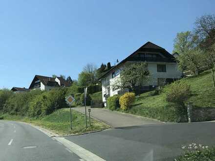 5-Zimmer-DG-Wohnung mit Balkon in Ortenberg
