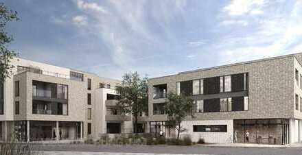 Erstbezug: attraktive 2-Zimmer-Penthouse-Wohnung mit Balkon in Vechta