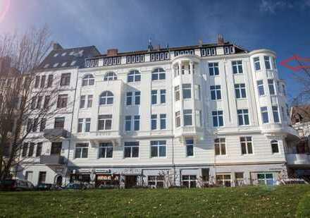Traumhafte 3-Zimmer-Wohnung mit Balkon, Badewanne, EBK, Ausblick, Zentral