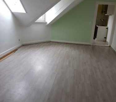 2.Zimmerwohnung EG, Hinterhaus, Küche, Bad nach Sanierung