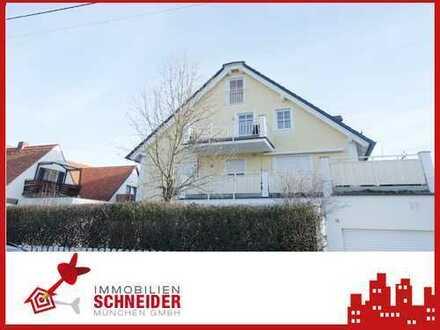 IMMOBILIEN SCHNEIDER - wunderschöne DG-Maisonette-Wohnung mit bester Ausstattung
