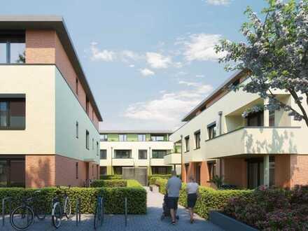 Freundliche und helle 3-Zimmer-Wohnung mit Loggia - WE614