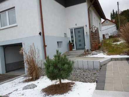 Günstige, gepflegte 4-Zimmer-Wohnung mit Balkon und EBK in Sigmaringen -Jungnau