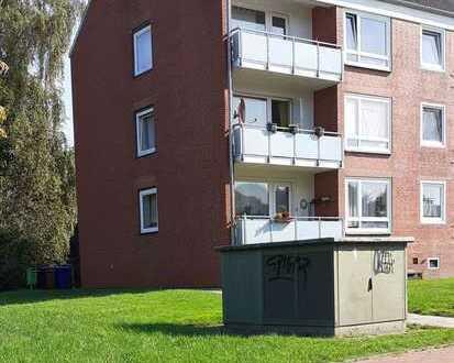 2-Zimmer-Wohnung im Hochparterre zu verkaufen