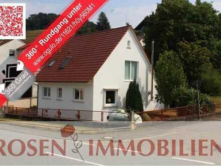 Einfamilienhaus in Gammelsbach