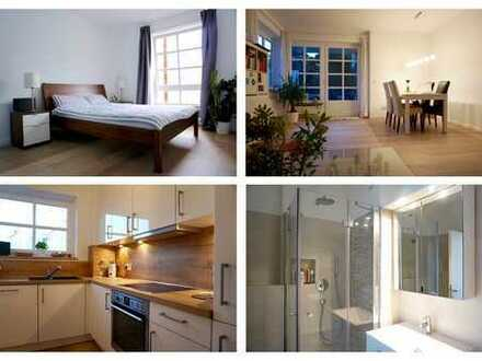 Helle 2-Zimmer Wohnung mit Südbalkon Nähe Winterhuder Marktplatz