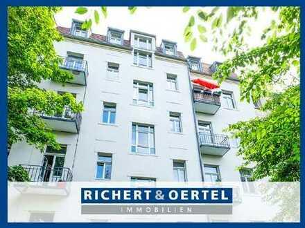 www.r-o.de +++ Dachgeschosswohnung in Striesen