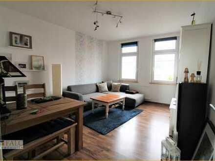 Voll möblierte 2,5 Zimmerwohnung in der Rothenburger Str. ab 01.08.19 - auch für Zweier-WG geeignet.