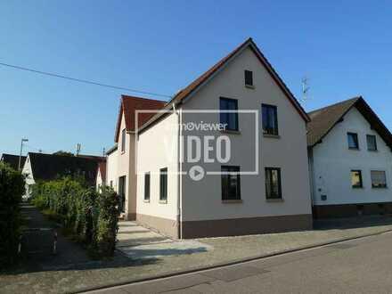 Neubau in Leimersheim - Erstbezug einer möblierten Wohneinheit als Doppelhaushälte