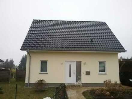Einfamilienhausprojekt in Neuendorf