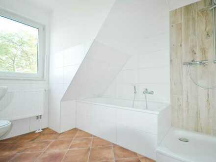 4 Zimmer im Dachgeschoss in ruhiger Lage von Finow