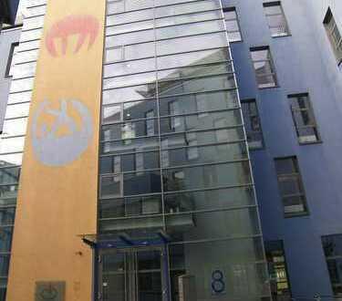 Moderne Büroflächen am neuen Amts- und Landgericht