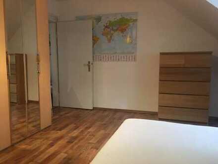 16m2 großes WG-Zimmer in Mannheim-Sandhofen
