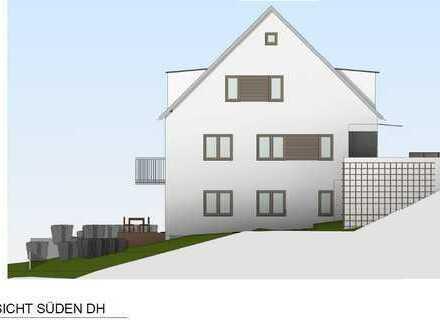 Spitzen NEUBAU Doppelhaushälfte in Scheyern