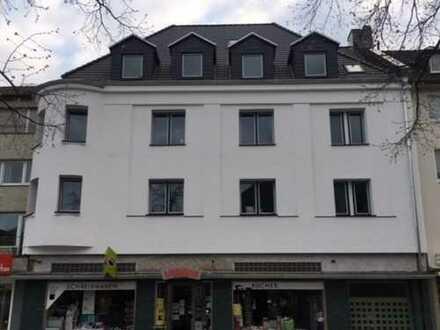 Erstbezug nach Sanierung mit Süd-Balkon: ansprechende 2-Zimmer-Wohnung in Dortmund