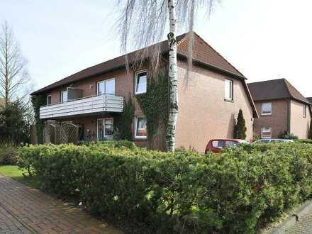 Schöne 3 ZKB Wohnung mit Terrasse, Schuppen und PKW Stellplatz!