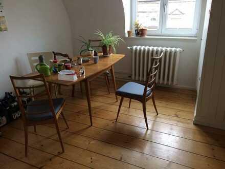 Schöne Dreizimmerwohnung mit Einbauküche